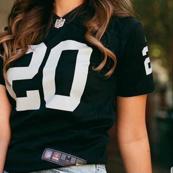 Nike Women's Oakland Raiders Crabtree Jersey